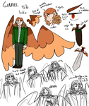 Gabriel chapter 12 ref by Deercliff