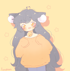 [C] Cozy Sweater by luupon