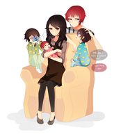 The Jeevas Family by Otromeru