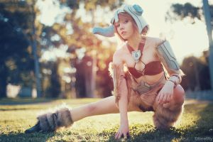 League of Legends - Sejuani -04- by beethy