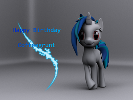 HAPPY BIRTHDAY COFFEGRUNT by f1r3w4rr10r