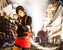 Claire Redfield Preview by MadeInHeaven1979
