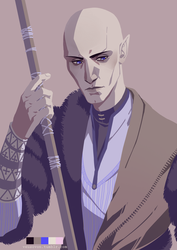 solas by veusovon