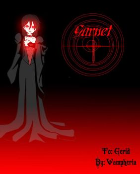 Fanart Series One: To Gerid :o by vampheria