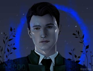 Connor by Apachinka