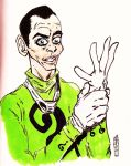 The Riddler by jacksony22
