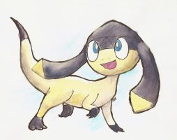 #694 Helioptile by little-ampharos