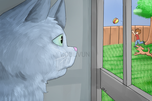 I Wanna Go Outside by Woulvun