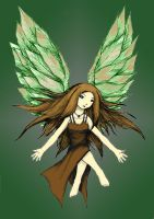 Angel of Love-Take...Forest? by Palaios