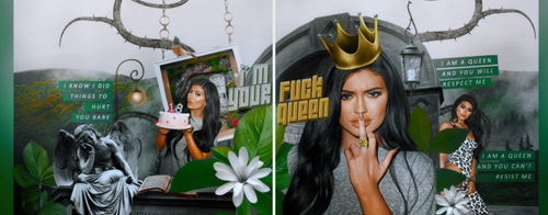 Im Your Fuck Queen {chapter} by shad-designs