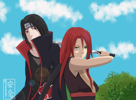 Itachi Yahizui: we're ready by Itygirl