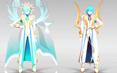 [MMD-Elsword] Ain Arme Thaumaturgy DOWNLOAD! by Darknessmagician