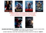 The difference between the MCU and DCEU by JMK-Prime