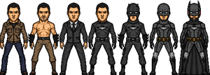 Bruce Wayne by NEW-MARVEL-UNIVERSE