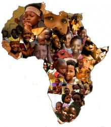 Children of Africa by FantasiaScrittore