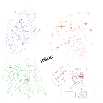 Doodles Magic Lullaby 2015 by Kaine-chan
