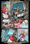 Comic Art Of Rap - page 10 by Robert-Shane