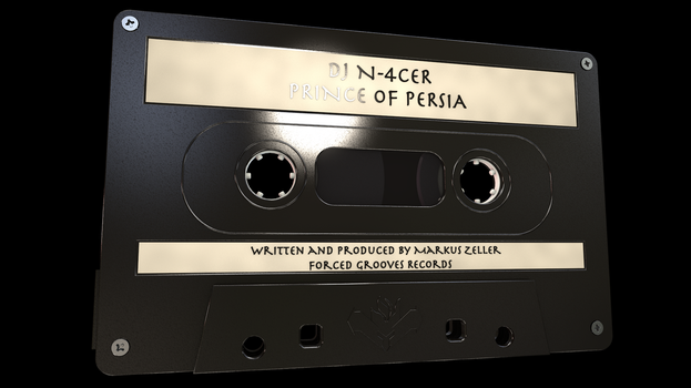 Cassette Tape by markuszeller