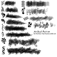 Art Brush Pack 3 by smackfoo
