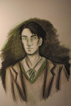 Tom Riddle Jr by Meriquee