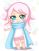 Gift:YUYU cotten Candy by Nanakous