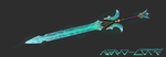 Frostblade Weapon Adopt Auction (closed) by Nano-Core
