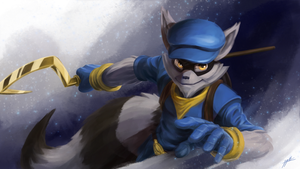 Master Thief by Phoax