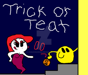 Trick Or Teat :]-[appy by chuchu3535