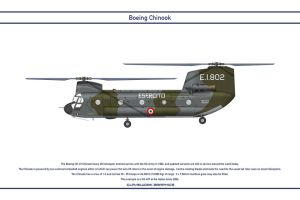 Chinook Italy 1 by WS-Clave
