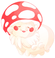 tiny toadstool by gatorstooth