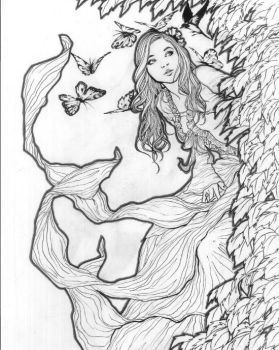 Priness Leyly by TheArtistAladdin