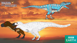 Walking with Dinosaurs: Nanuqsaurus by TrefRex