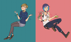 LiS: Let the music play by somik