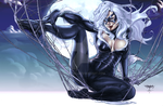 Blackcat Colored by sjsegovia