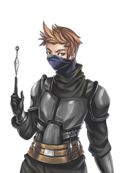 The Leader of the Bloodblades, Felix Crov (Book 1) by LordWolx