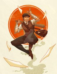 1920s Scout by ramida-r