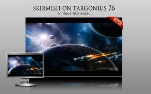 skirmish on targonius 26 by milo13200