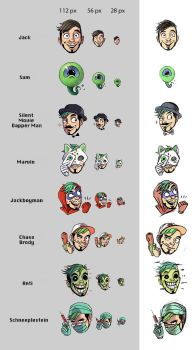 The twitch emotes 02_18 by maskman626