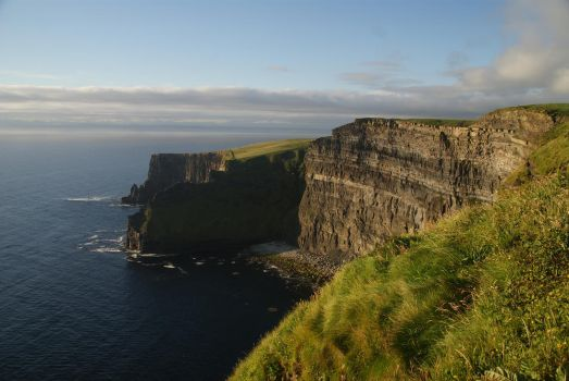 Cliffs of Moher 2 by Collinder
