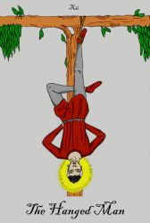 The Hanged Man by aahawley
