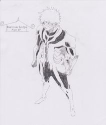 Ichigo Fullbringer form by Sharky96