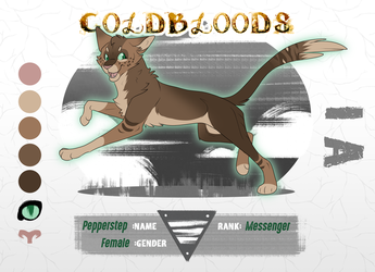 GOLDBLOODS || Pepperstep by CaliberArts