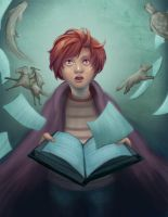 The Neverending Story by ima-phreak