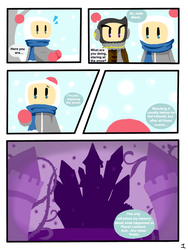 A Short Random Comic [Page 1] by TagTurn