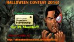 Halloween Contest 2016! by JWBeyond