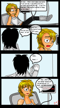 Jeff vs Jane the Killer page 4 by Helen-RubiTH