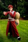 N :: Gaara by AnimosityCosplay