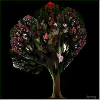 Apo-Butterfly Tree by Lupsiberg