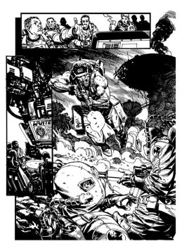 Rogue Trooper page 2 by StazJohnson