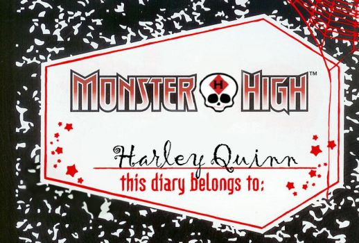 Harley's Diary by DayNicole623